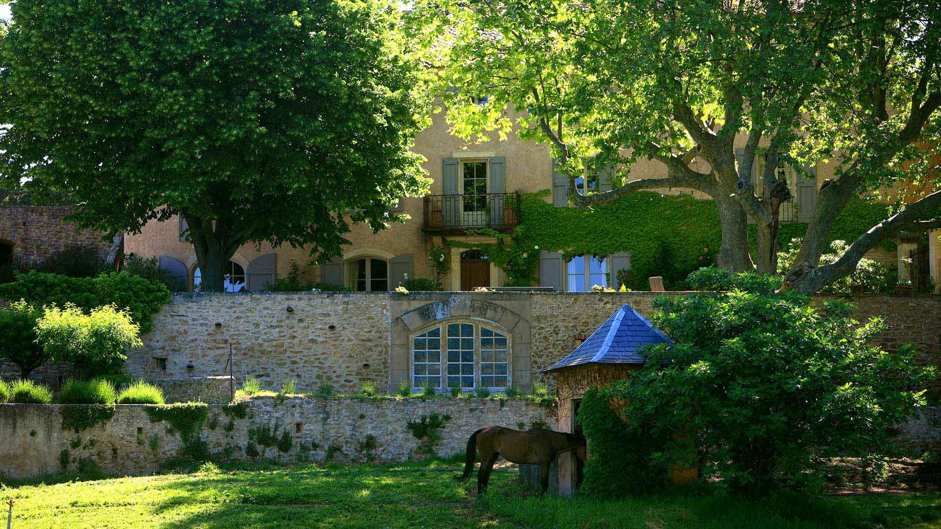 Acquisition du château de la Dorgonne